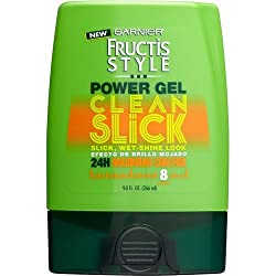 Garnier Fructis Style Clean Stick Power Gel, 9 Fluid Ounce
