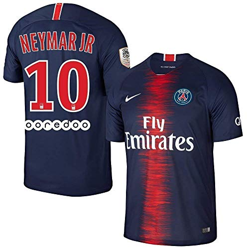 c5ed96cc37323 PSG Neymar Jr Home Jersey 2018 19 - Original Product - Large