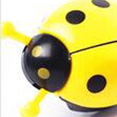 Tonewan Precioso Kid Beetle Ladybug Ring Bicicleta Bell para Bike ...