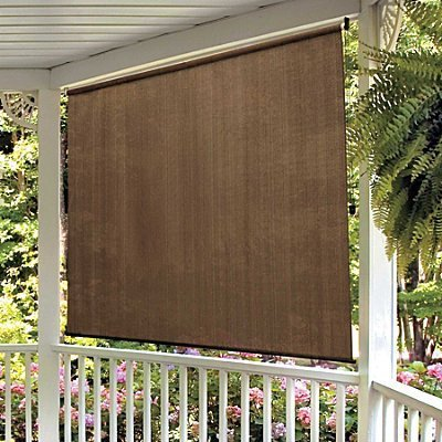 Amazon.com : Petrau0027s Indoor, Outdoor 4 X 6 Ft. Black Roll Up Solar Sun  Screen Blind With UV Protection, Window Shade. 4x6 Window Blind.