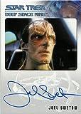 Star Trek DS9 Heroes & Villains Autograph Card Joel Swetow as Gul Jasad