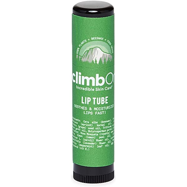 Climb On Lip Tube Peppermint