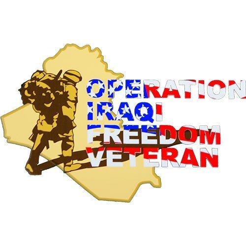 Operation Iraqi Freedom Veteran 5.75