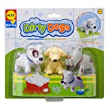 ALEX Toys - Bathtime Fun Dirty Dogs 825DN