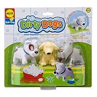 ALEX Toys Rub a Dub perros sucios
