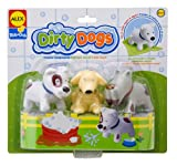 Best ALEX Toys Dolls - ALEX Toys - Bathtime Fun Dirty Dogs 825DN Review