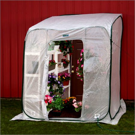 Flower House FHHH350 HotHouse Pop-Up Walk-In Greenhouse & Amazon.com : Flower House FHHH350 HotHouse Pop-Up Walk-In ...
