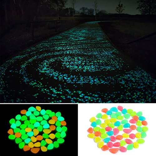 Garden Pebble Lights - 2