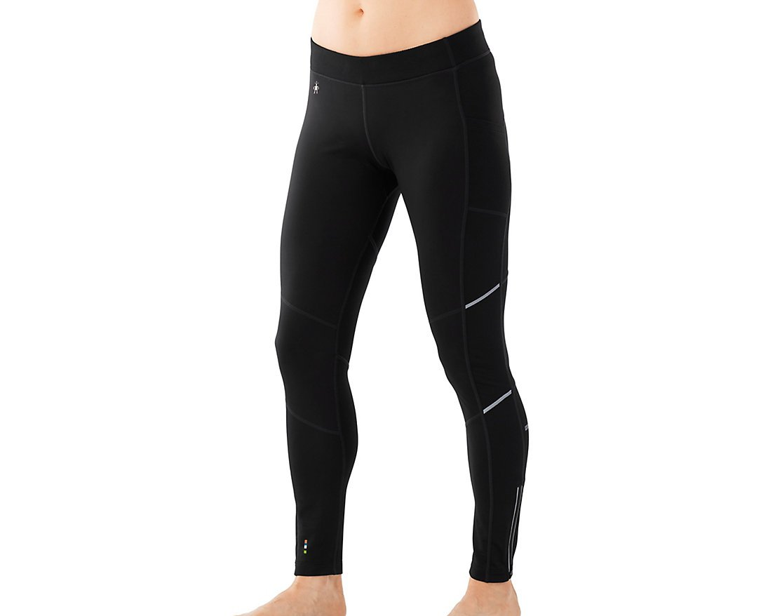 Smartwool Women's PhD Wind Tight (Black) Large