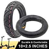 Everrich 10X2.5 inches Outer Tire+Inner Tube For