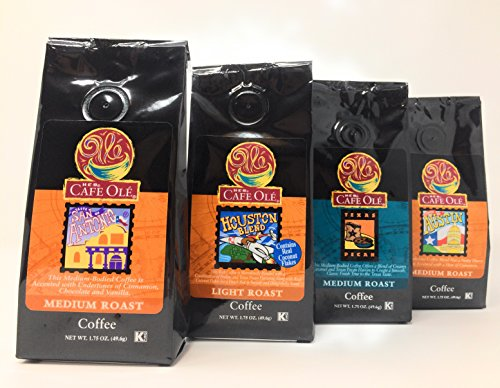 HEB Grocery Gourmet Ground Coffee Sampler –