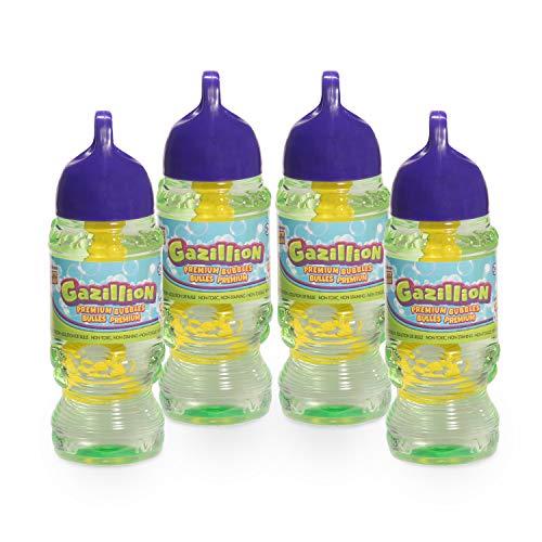 Gazillion Bubbles Solution 10 oz. 4 Pack