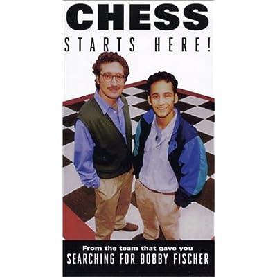 Chess Starts Here! on DVD: Josh Waitzkin and Bruce Pandolfini, Simon Nuchtern: Electronics