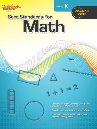 Core Standards for Math: Reproducible Grade K