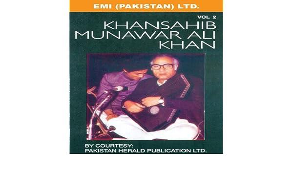 Thumri Baherven by Khan Sahib Munawar Ali Khan on Amazon Music