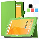 Acer Iconia One 10 B3-A20 Case - IVSO Slim-Book Stand Cover Case for Acer Iconia One 10 B3-A20 10.1-Inch Tablet