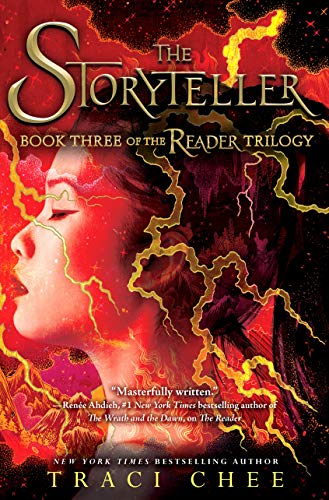 - The Storyteller (The Reader Book 3)