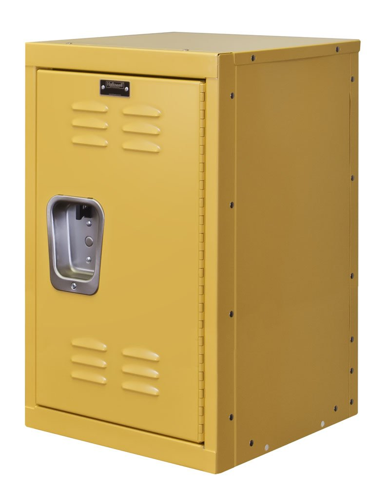 Hallowell HKL151524-1TY Kid Mini Locker, 15