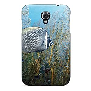 New Arrival Case Specially Design For Galaxy S4 (redtail Butterflyfish)