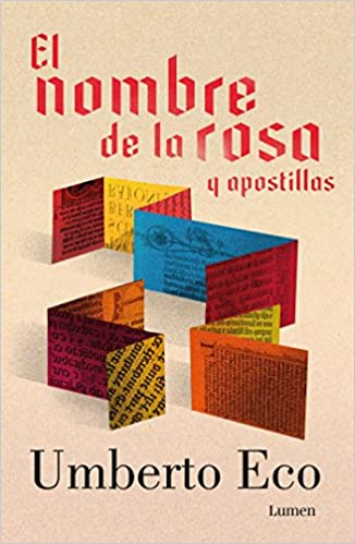 el nombre de la rosa edicion especial the name of the rose spanish edition