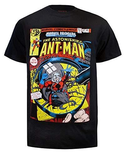 Ant Man Marvel Comic Men's T-Shirt