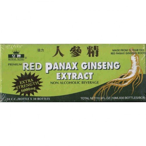 Buy red panax ginseng extract