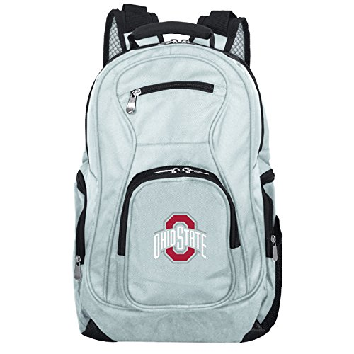 Ohio State Buckeyes Hockey - NCAA Ohio State Buckeyes Voyager Laptop Backpack, 19-inches, Grey