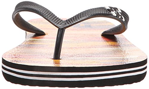 DC - Männer Spray Graffik M 3 Point Sandal, EUR: 47, Tan Pattern