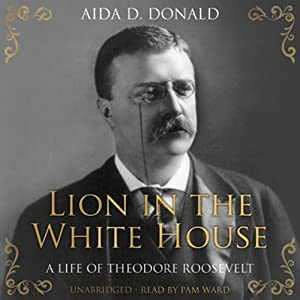 Lion in the White House Audiobook