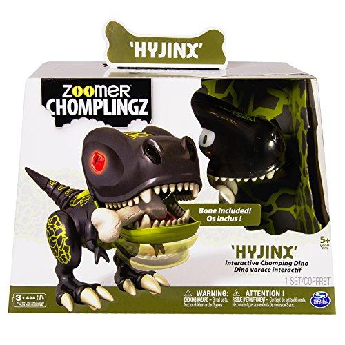 Spin Master Zoomer Chomplingz dinosaure interactive