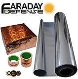Faraday Cage Kit Medium Box Size EMP ESD Solar Flare Signal Blocking Box Heavy Duty Electro-shielding Kit - Survivalists Preppers