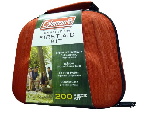 Coleman Expedition First Aid Kit, Outdoor Stuffs