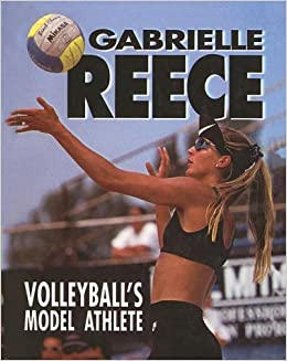 Volleyball model gabrielle