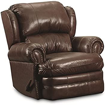 Lane Furniture Hancock Recliner, Savaughed Brown