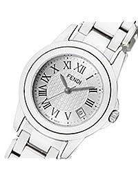 Fendi FENDI round loop Quartz Women's Watch F239260 Silver