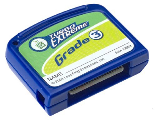 UPC 033586059599, LeapFrog: Turbo Extreme 3rd Grade Math&Spelling Cartridge