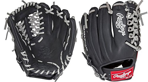 Rawlings Heart of The Hide Dual Core Baseball Glove, Regular, Modified Trap-Eze Web, 11-1/2 -