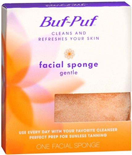 Buf Puf Gentle Size 1s Buf-Puf Gentle Facial Sponge