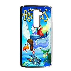 YESGG The rescuers Case Cover For LG G2 Case