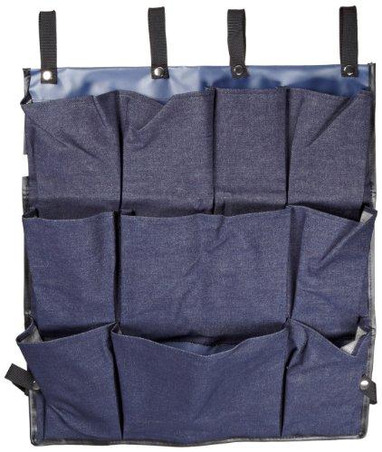 Continental 59 Dark Blue Ten Pocket Duck Caddy Bag for 54 and 55 Cart