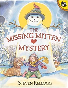 Missing Mitten Mystery (Picture Puffin Books)
