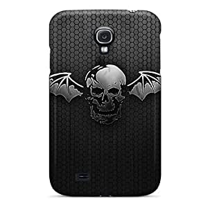 Perfect Avenged Sevenfold Case Cover Skin For Galaxy S4 Phone Case
