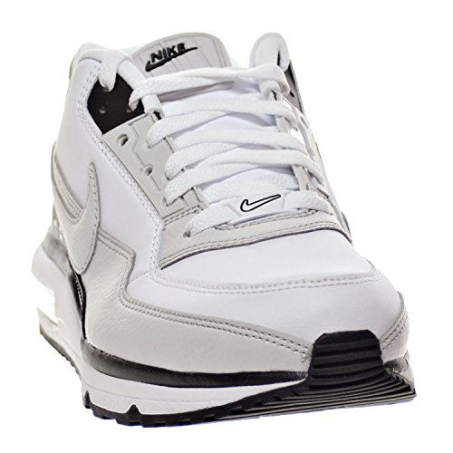best deals on 30ed0 c8442 Nike Air Max LTD 3 Men s Shoes White Neutral Grey Black 687977-103 White  Size  8.5 UK  Amazon.co.uk  Shoes   Bags