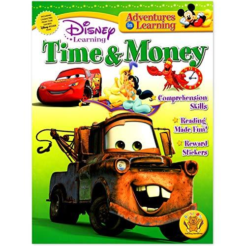 디즈니 모험에서 학습 시간 돈 통합 문서