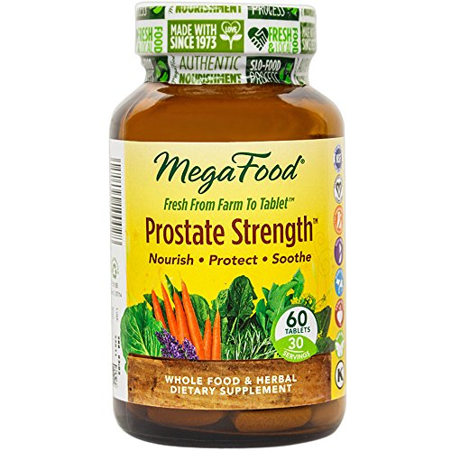 MegaFood – Prostate Strength, Supports Healthy Prostate Function, 60 Tablets (FFP)
