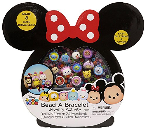 Tsum Tsum Bead a Bracelet by Tara Toy Corporation