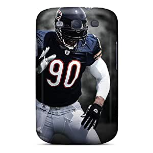 OTcase Case Cover Protector Specially Made For Galaxy S3 Chicago Bears