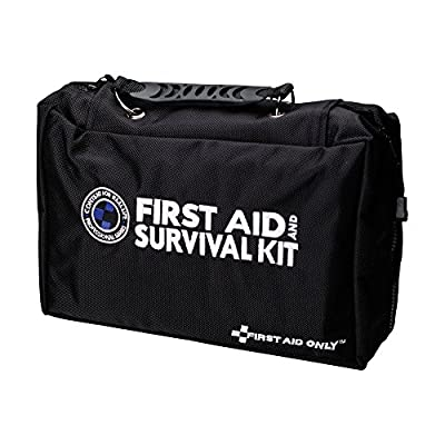 First Aid Only Survival First Aid Kit - 167 Pieces from Acme United Corporation
