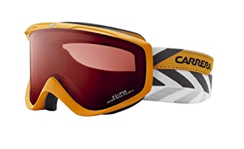 Carrera Eclipse - Gafas de ventisca de esquí (lentes polarizadas)