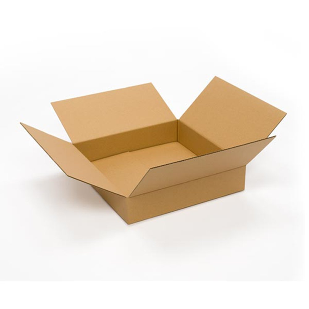 10 pack 20x20x4 cardboard box packing shipping mailing. Black Bedroom Furniture Sets. Home Design Ideas